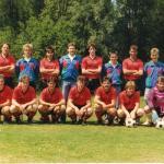1991 mannschaftsfotos
