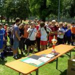 Jugendfussballturnier vom 4. bis 6. Juli 2008