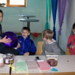 Kinderfasching in der Halle 16. Februar 2010